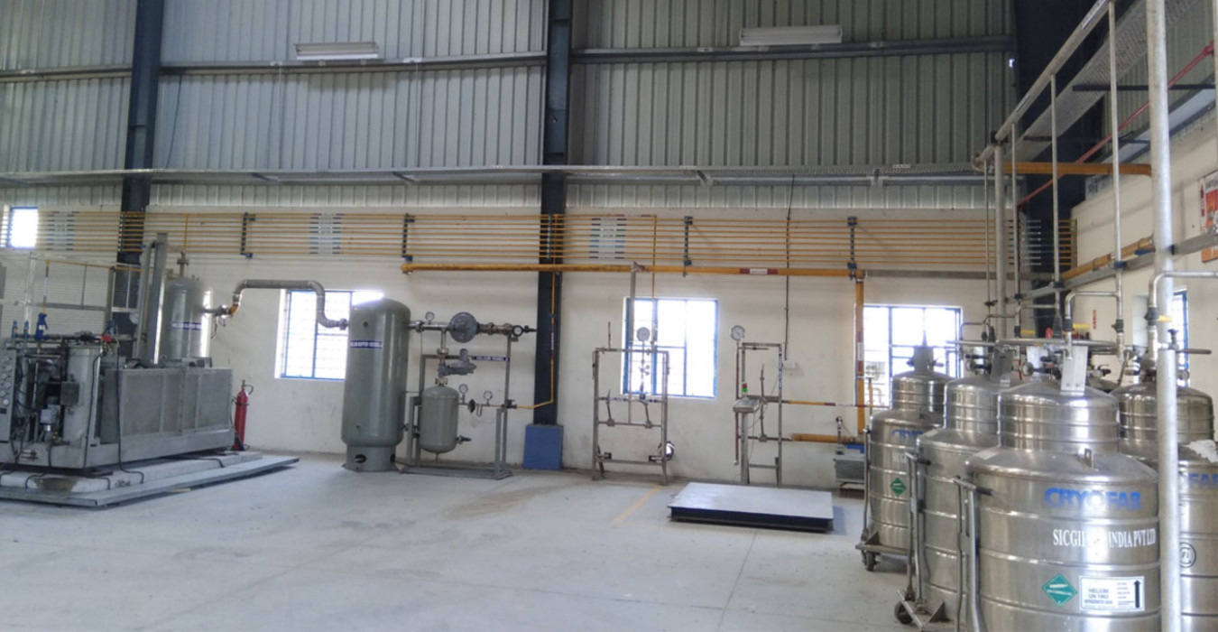 Home SicgilSol India Private Limited, Industrial, Oxygen